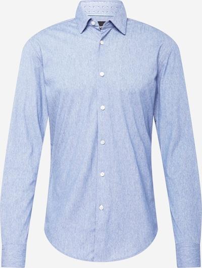 BOSS Hemd 'Ronni' in himmelblau / weiß, Produktansicht