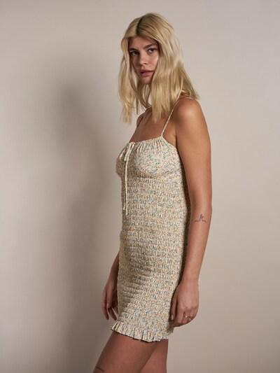ABOUT YOU x Laura Giurcanu Kleid 'Lia' in mischfarben, Modelansicht
