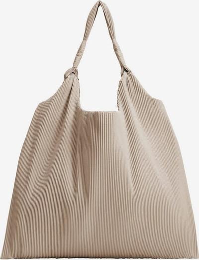MANGO Schultertasche 'Cefalu' in beige, Produktansicht
