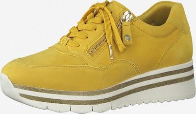 TAMARIS Matalavartiset tennarit värissä keltainen, Tuotenäkymä