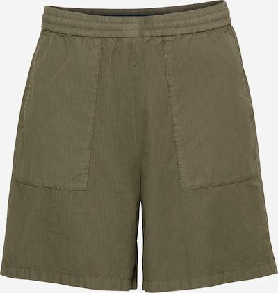 Marc O'Polo DENIM Shorts in oliv, Produktansicht