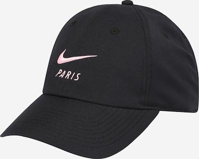 NIKE Sportcap 'Paris Saint-Germain' in rosa / schwarz, Produktansicht