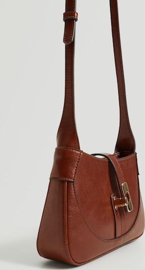 MANGO Crossbody Bag 'Greta' in Caramel, Item view