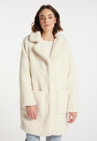 MYMO Mantel in Weiß