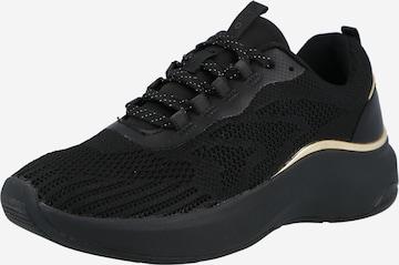 Sneaker low de la ALDO pe negru