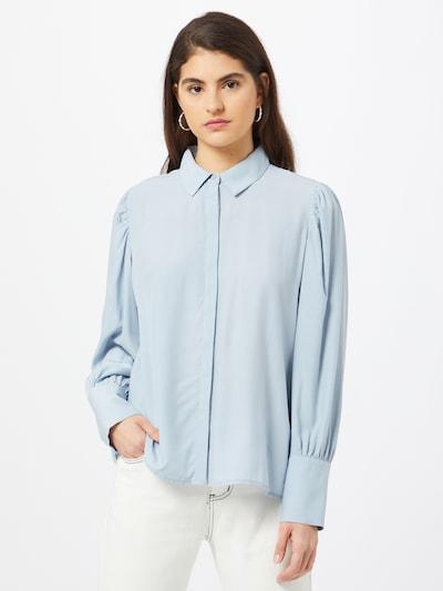 OVS Bluse in hellblau, Modelansicht