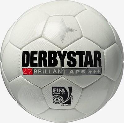 DERBYSTAR Ball in grau / schwarz / weiß, Produktansicht