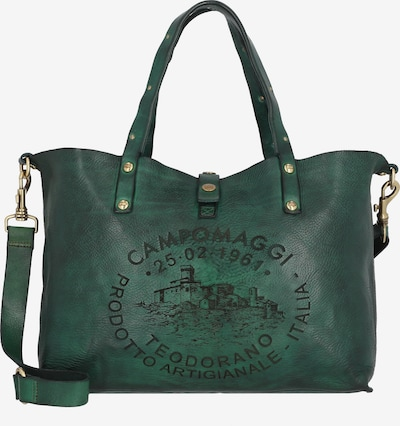 Campomaggi Shopper in de kleur Groen, Productweergave