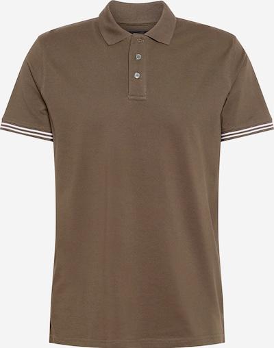 Matinique T-Shirt 'Poleo' en marron, Vue avec produit
