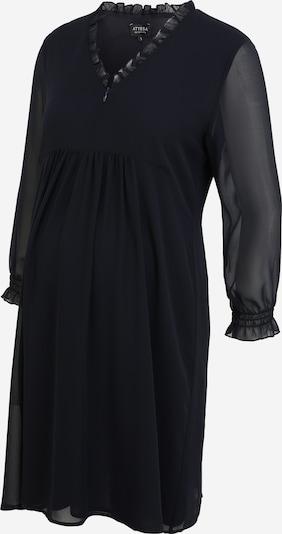 Rochie tip bluză Attesa pe albastru închis, Vizualizare produs