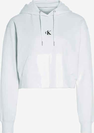 Calvin Klein Sweatshirt in schwarz / weiß, Produktansicht