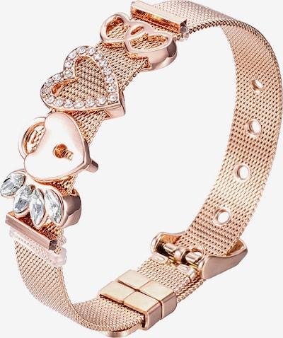 Heideman Armband in rosegold, Produktansicht