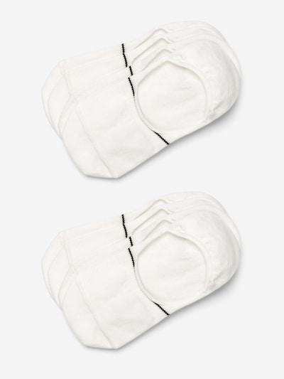 Marc O'Polo Bodywear Low Cuts ' 4-Pack In Shoe Socks ' in weiß, Produktansicht