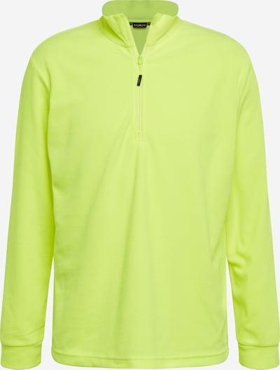 CMP Sportska sweater majica u neonsko žuta, Pregled proizvoda