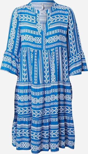 Sublevel Robe-chemise en bleu / blanc, Vue avec produit
