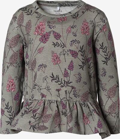 NAME IT Shirt in de kleur Donkerblauw / Donkerbruin / Rose-goud / Greige / Rosé, Productweergave