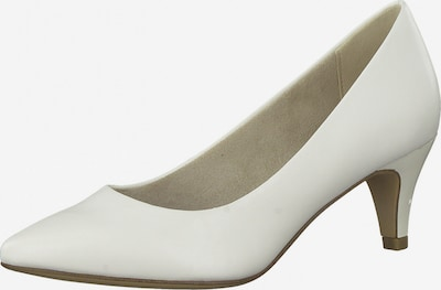 TAMARIS Pumps in white, Item view