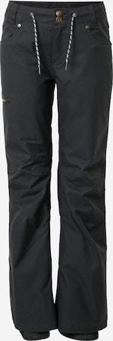 DC Shoes - Pantalón de montaña 'VIVA' en negro