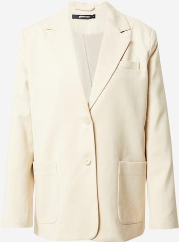 Gina Tricot - Blazer 'Olivia' en beige