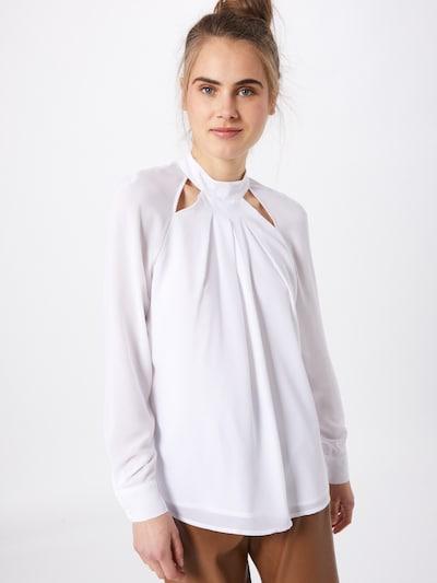 GUESS Bluse 'RICKIE' in weiß, Modelansicht