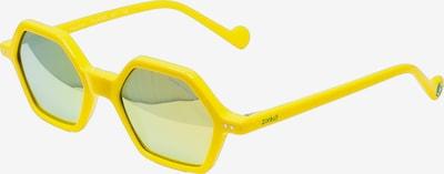 Zoobug Retrosonnenbrille 'Sascha' für Kinder in gelb, Produktansicht