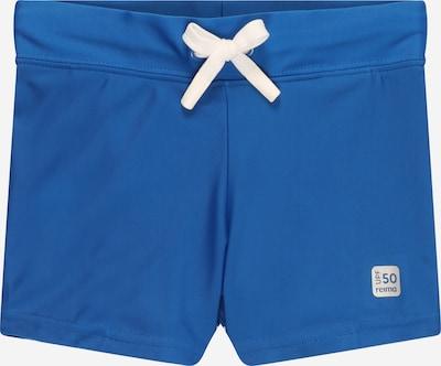 Reima Kąpielówki w kolorze niebieski / szary / białym, Podgląd produktu