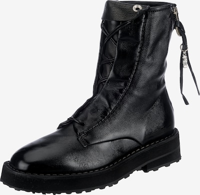 A.S.98 Lace-Up Ankle Boots 'A58208-0102' in Black, Item view