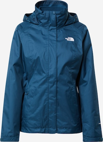 THE NORTH FACE Outdoorjas 'Evolve' in Blauw