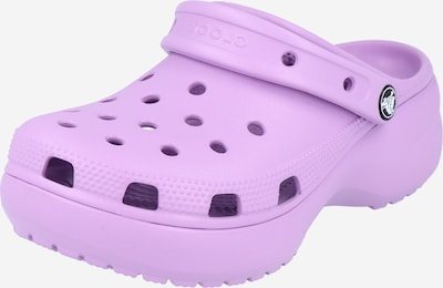 Crocs Clogs in helllila, Produktansicht