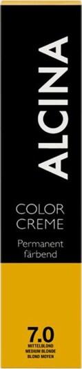Alcina Haarfarbe 'Color Creme Permanent Färbend' in, Produktansicht