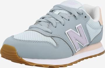 new balance Rövid szárú edzőcipők - szürke