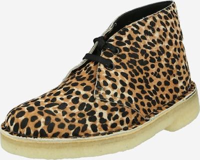 Clarks Originals Bootsit 'Desert' värissä beige / ruskea / musta, Tuotenäkymä
