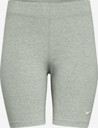 Nike Sportswear Leggings en gris chiné, Vue avec produit