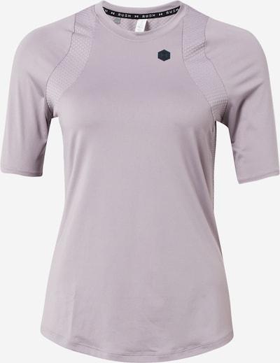 UNDER ARMOUR Functioneel shirt 'Rush' in de kleur Pastellila, Productweergave