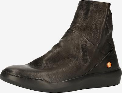 Softinos Stiefelette in schwarz, Produktansicht