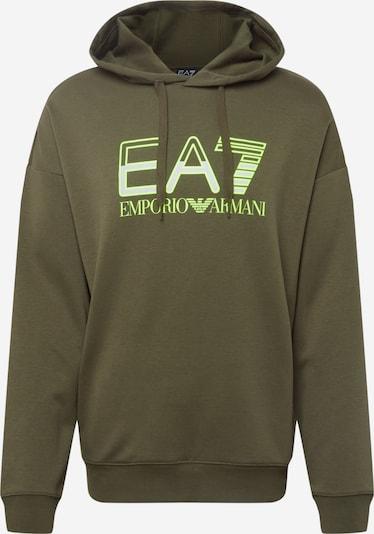 EA7 Emporio Armani Sweater majica u zelena, Pregled proizvoda