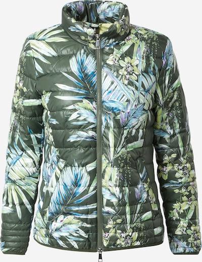 TAIFUN Prijelazna jakna u plava / žuta / zelena, Pregled proizvoda