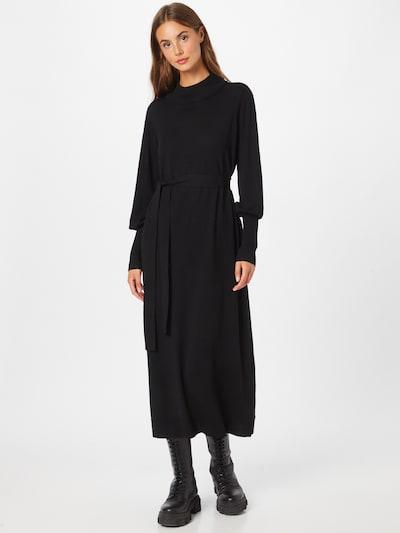 Gestuz Úpletové šaty 'Rian' - černá, Model/ka