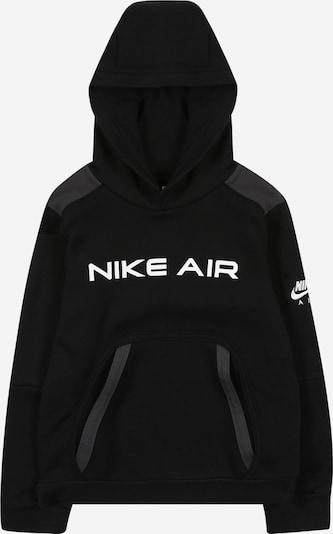 Nike Sportswear Collegepaita 'Air' värissä harmaa / musta / valkoinen, Tuotenäkymä