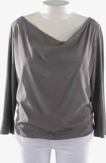 Dries Van Noten Bluse / Tunika in XL in grau, Produktansicht