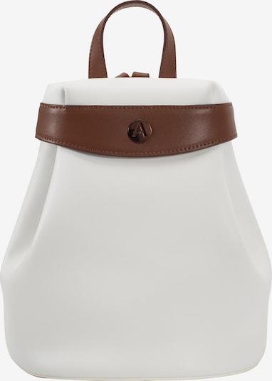 Ekonika Rucksack 'ALLA PUGACHOVA' in weiß, Produktansicht