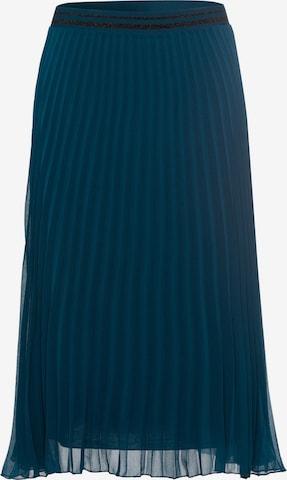 zero Skirt in Blue