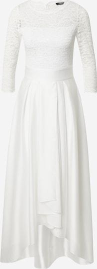 SWING Robe de soirée en blanc, Vue avec produit