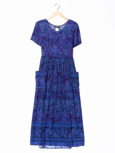 Molly Malloy Kleid in M in indigo, Produktansicht