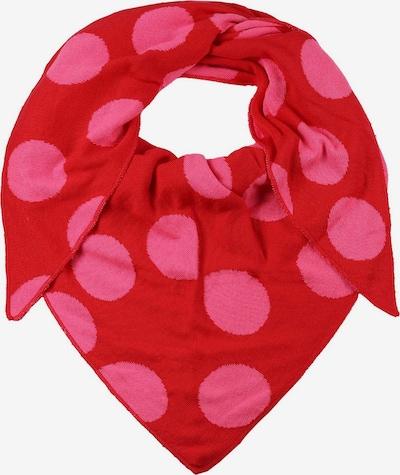 rózsaszín / piros Zwillingsherz Szövetmaszk 'Mili', Termék nézet