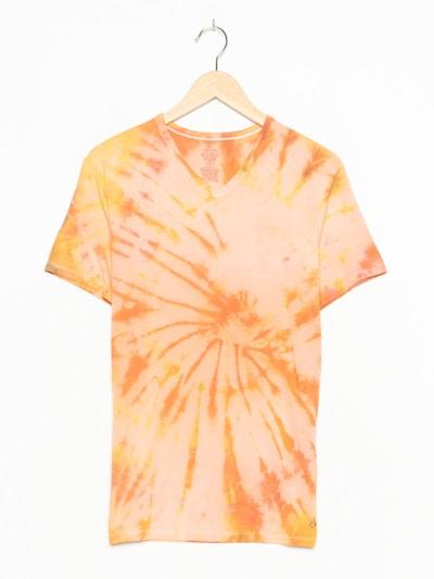 Calvin Klein Tie Dye Shirt in S in orange, Produktansicht