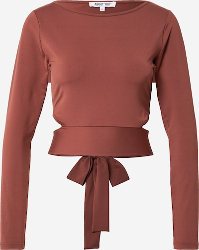 Marškinėliai 'Tatjana' iš ABOUT YOU , spalva - ruda, Prekių apžvalga