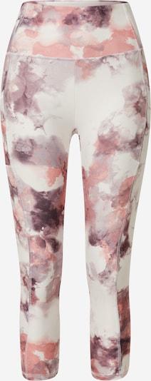 Marika Pantalon de sport 'BRITTANY' en violet / rose / blanc, Vue avec produit