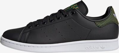 ADIDAS ORIGINALS Sneaker 'Stan Smith' in grün / schwarz / weiß, Produktansicht