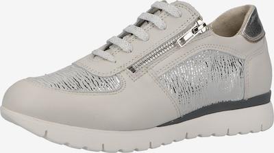 Marc Shoes Sneaker in beige / silber, Produktansicht